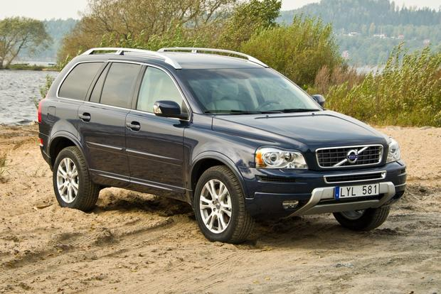 2012 Volvo XC90: OEM Image Gallery featured image large thumb7