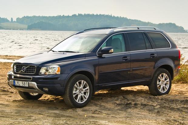 2012 Volvo XC90: OEM Image Gallery featured image large thumb9