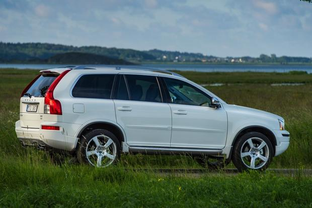 2014 volvo xc90 new car review autotrader. Black Bedroom Furniture Sets. Home Design Ideas