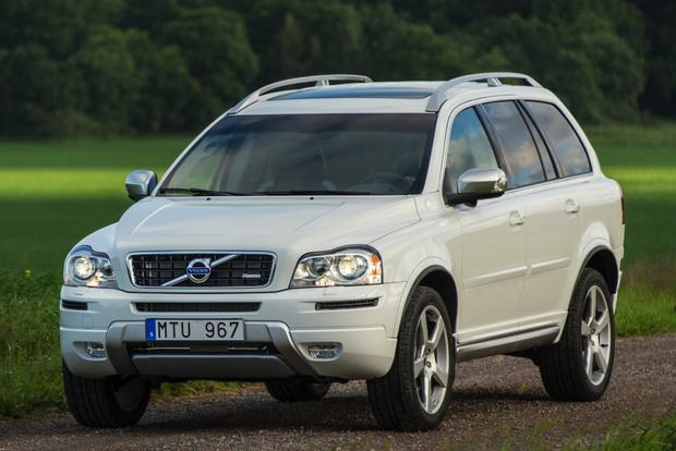 2014 Volvo XC90: New Car Review featured image large thumb3