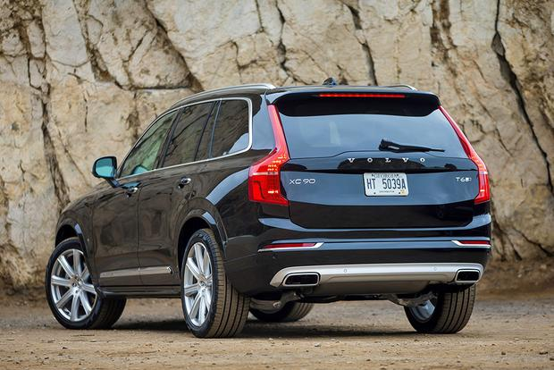 Pictures Of Volvo Xc90 Vs Minivan