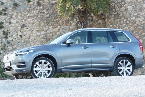 2016 Volvo XC90: First Drive Review featured image large thumb2