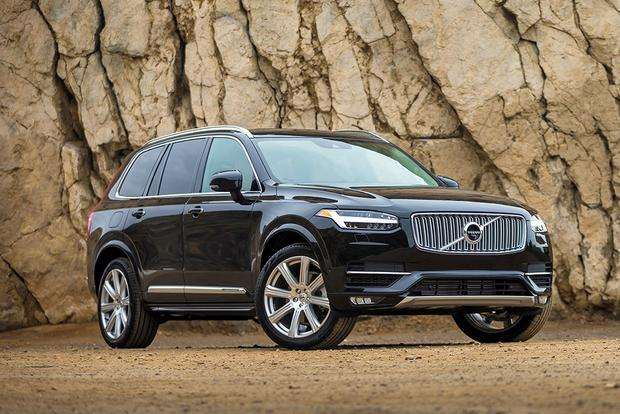 2016 Volvo XC90 vs. 2016 Lexus RX: Which Is Better? featured image large thumb9