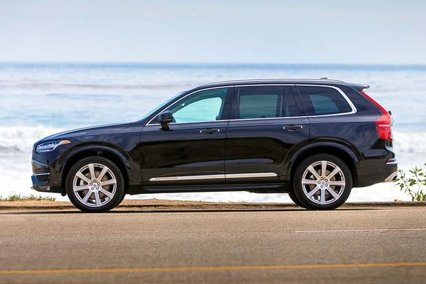 2016 Volvo XC90 vs. 2016 Mercedes-Benz GLE: Which Is Better? featured image large thumb3