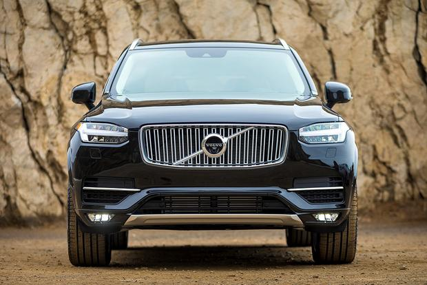 2016 Volvo XC90 vs. 2016 Mercedes-Benz GLE: Which Is Better? featured image large thumb9