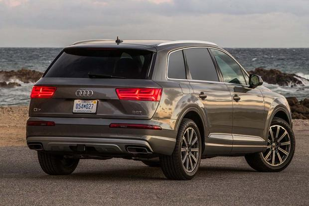 What Is The Difference Between Audi Premium And Prestige >> Difference Between Audi Q7 Models | Autos Post