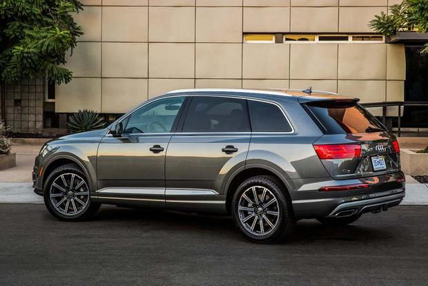 2016 Volvo Xc90 Vs 2017 Audi Q7 Which Is Better