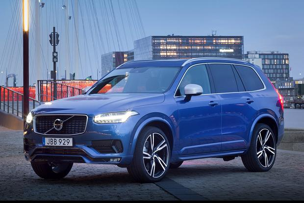 2017 Volvo XC90: New Car Review featured image large thumb0
