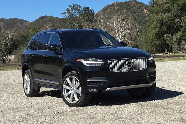 2017 Volvo XC90 T6 Inscription: Real World Review - Autotrader