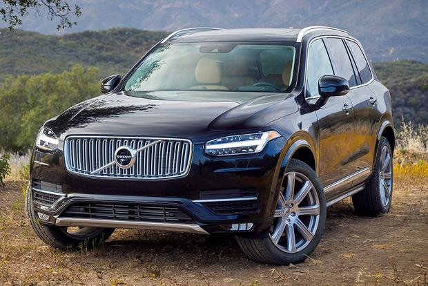2017 Volvo Xc90 Vs 2017 Acura Mdx Which Is Better
