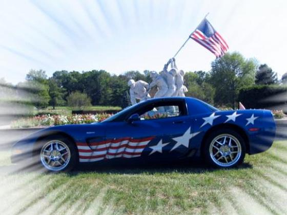 For Sale on AutoTrader: American Heroes Corvette featured image large thumb3