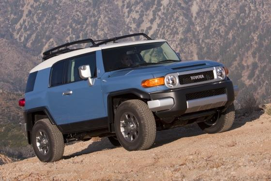 5 SUVs that Can Still Go Off-Road featured image large thumb4