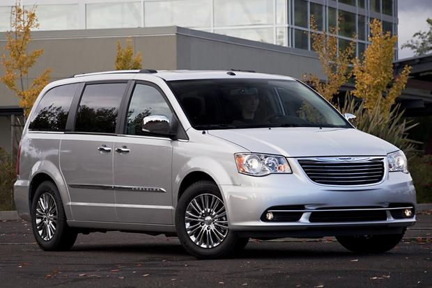 Minivan Deals: May 2012
