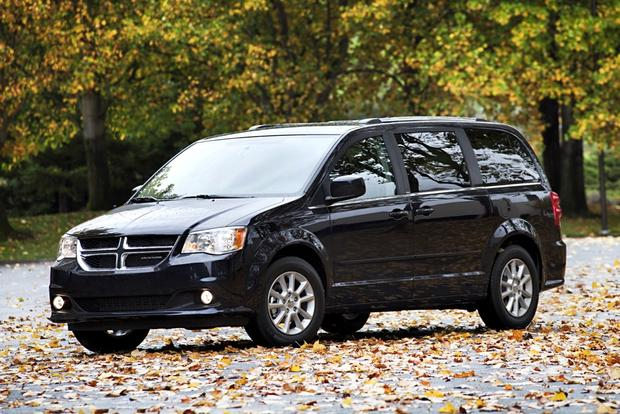 Minivan Deals: June 2012