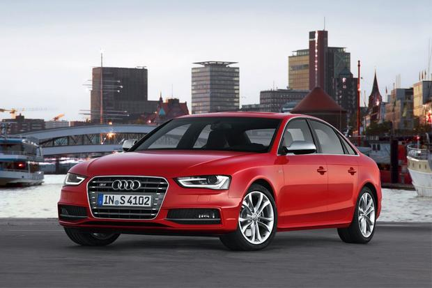 Audi Refreshes A4 and A5 for 2013 featured image large thumb1