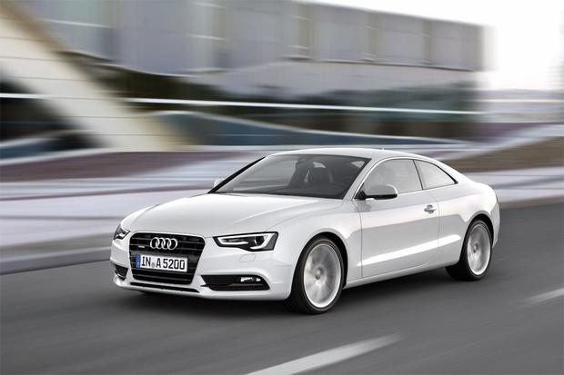 Audi Refreshes A4 and A5 for 2013 featured image large thumb2