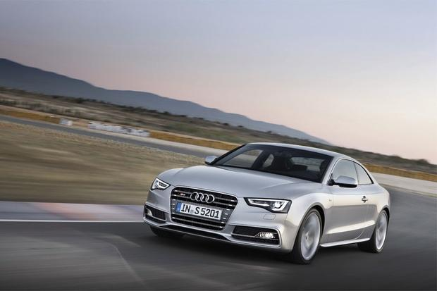 Audi Refreshes A4 and A5 for 2013 featured image large thumb3