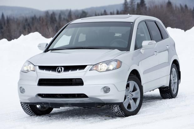 Top 6 Half-Price Luxury SUVs