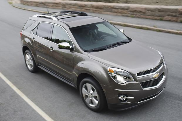 SUV Deals: July 2012