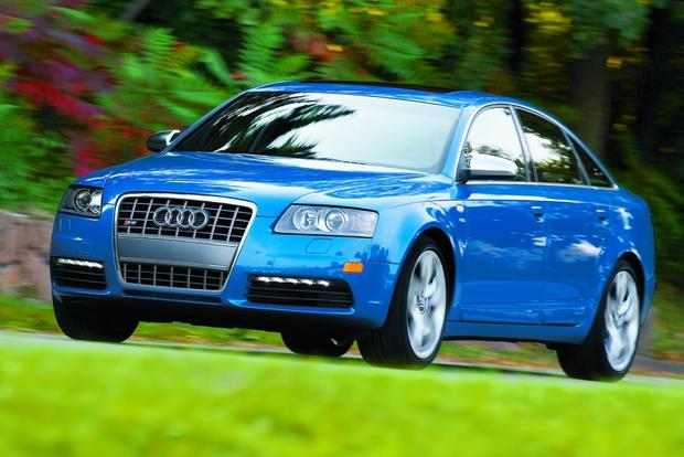 Great HighPerformance Cars At Half Price Autotrader - Audi car price low to high