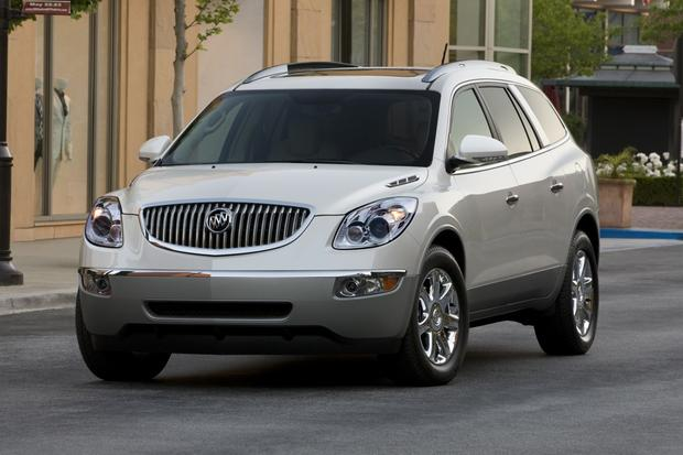 Luxury SUV Deals: July 2012