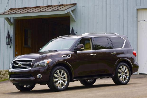 Luxury SUV Deals: July 2012 featured image large thumb2