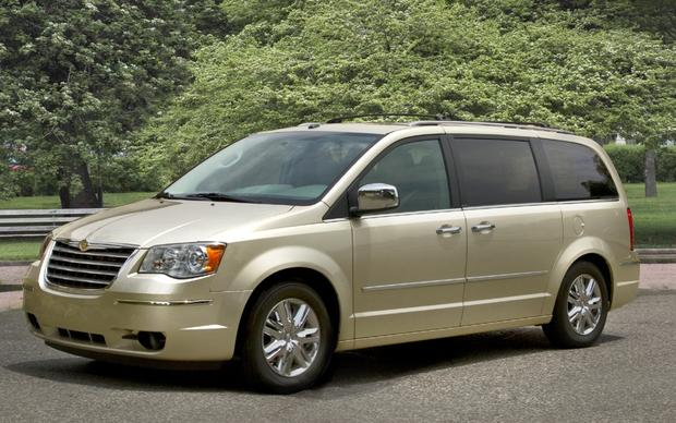 2009 Chrysler Town Amp Country Autotrader