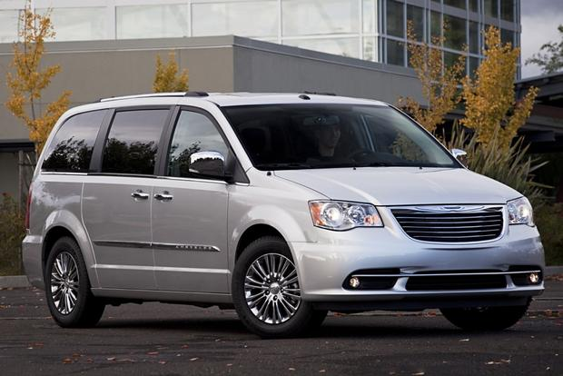 Minivan Deals: July 2012