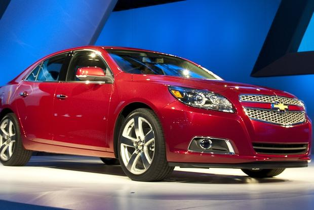 Top 6 Cars Under $30,000 With Five-Star Safety Ratings featured image large thumb0
