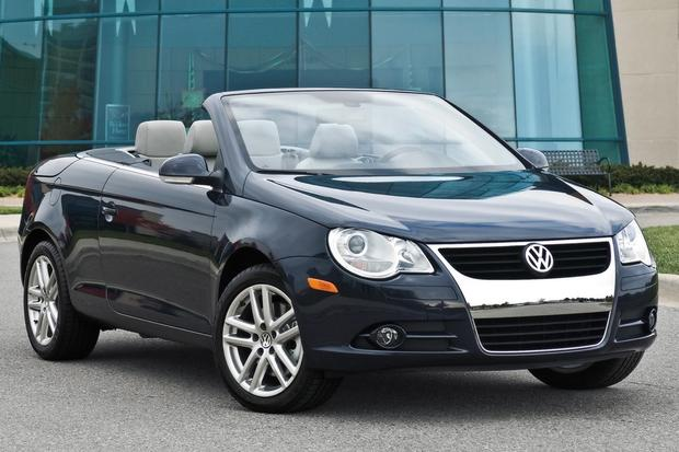 Top 6 Four-Seat Convertibles for $20,000 - Autotrader