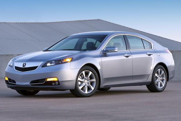 Luxury Car Leases Under Per Month Autotrader - Acura tl lease offers