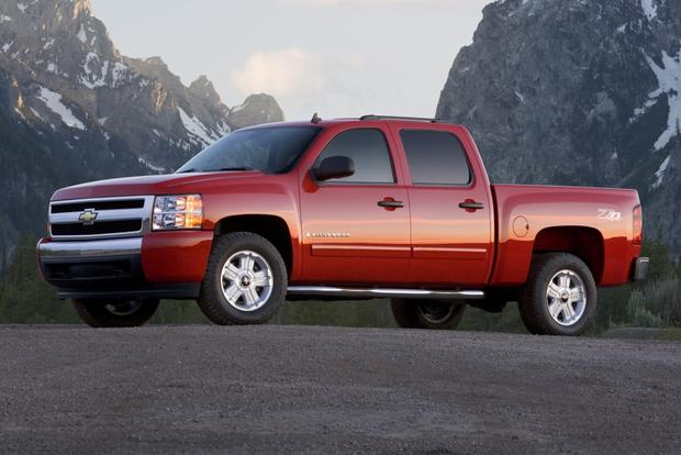 Top 7 Certified Pre-Owned Trucks for $20,000