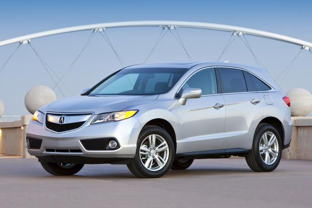 Luxury SUV Deals: August 2012