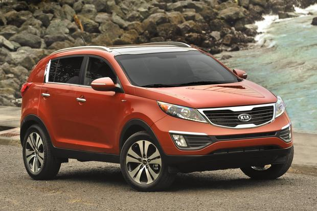Top Least Expensive New Suvs Autotrader