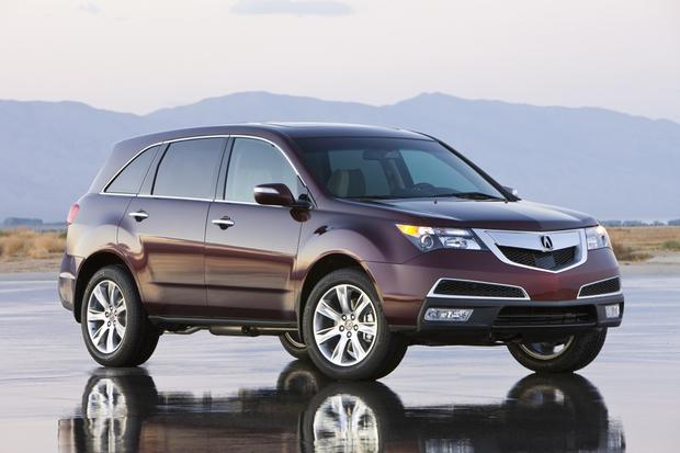 Luxury SUV Deals: September 2012