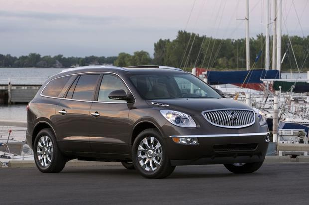Luxury SUV Deals: September 2012 featured image large thumb2