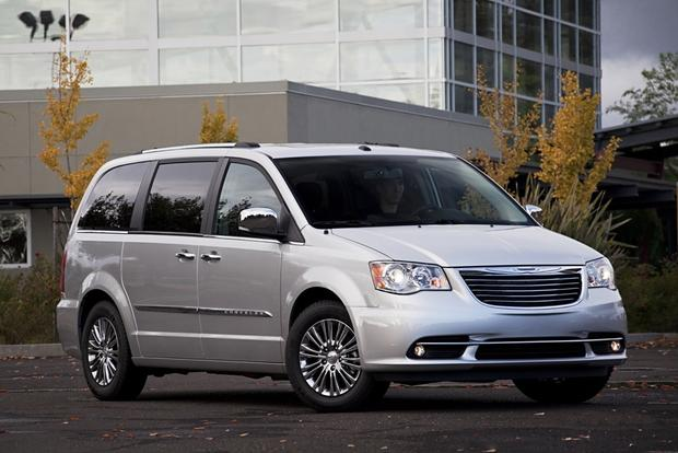Minivan Deals: September 2012