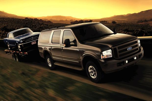 Best Midsize Suv Towing >> 7 Best Towing Suvs For 20 000 Autotrader