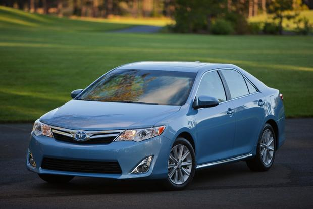 2012 Toyota Camry: New vs. Old