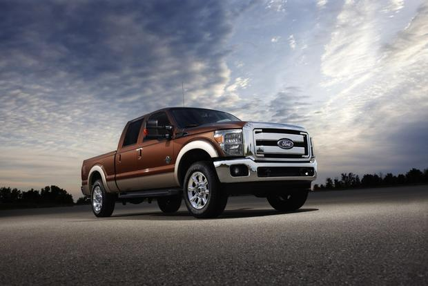 Ford Truck Month 2012 Incentives