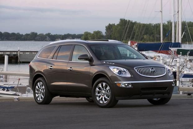Luxury SUV Deals: October 2012