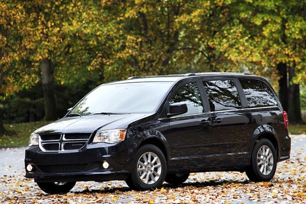 Minivan Deals: October 2012