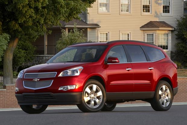 SUV Deals: October 2012
