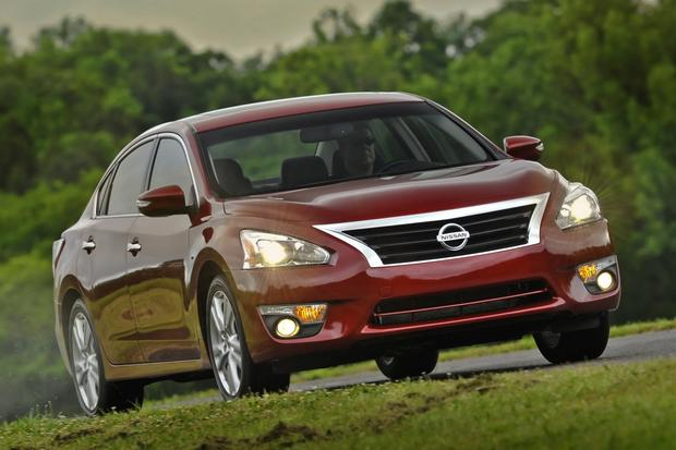 2013 Nissan Altima: New vs. Old