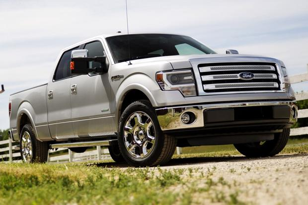 2013 Ford F 150 New Vs Old Autotrader