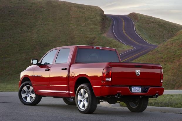 2013 RAM Trucks: New vs. Old featured image large thumb7