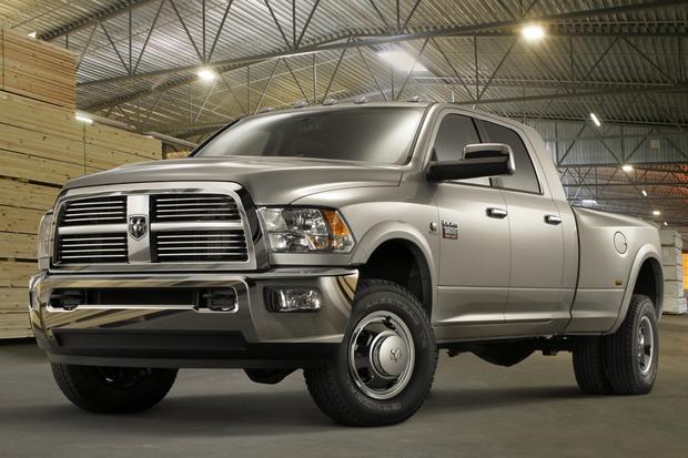 2013 RAM Trucks: New vs  Old - Autotrader