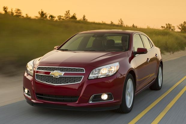2013 Chevrolet Malibu: New vs. Old