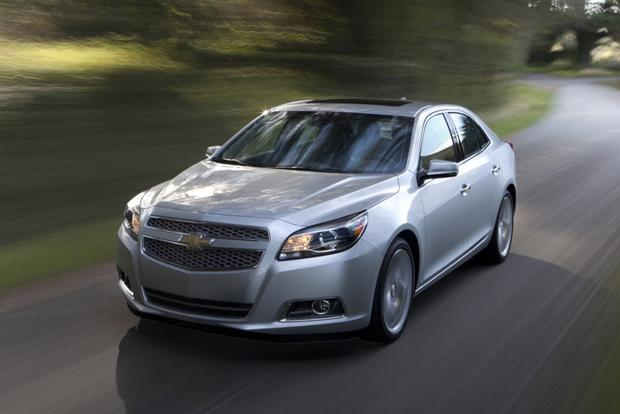 2013 Chevrolet Malibu: New vs. Old featured image large thumb12