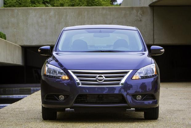 2013 Nissan Sentra: New vs. Old